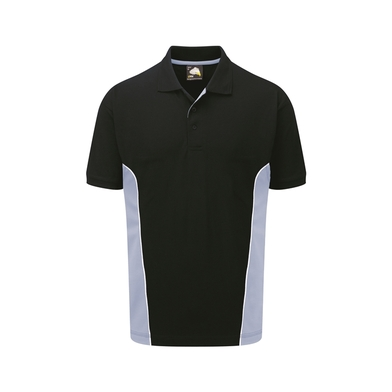 Orn Clothing  - Two Tone Poloshirt