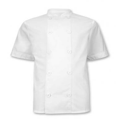 Alexandra  - Lightweight Chefs Jacket