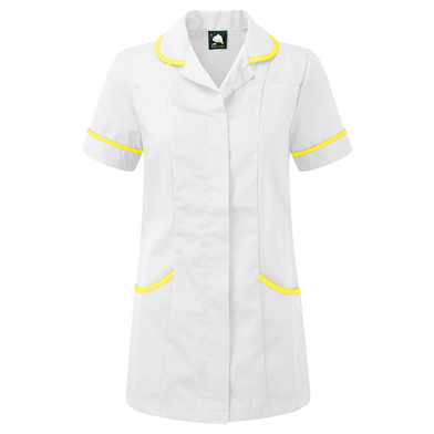 45e26a669b5 Alexandra Workwear Womens Classic Cut Healthcare Tunic Black 4 Janitorial &  Sanitation Supplies Uniforms & Gloves