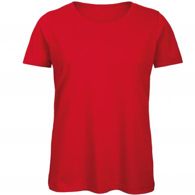 B&C Inspire T /women In Red
