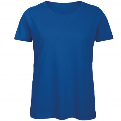 B&C Inspire T /women In Royal Blue