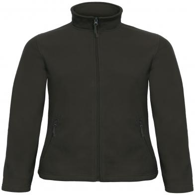 B&C ID.501 Fleece /women In Black