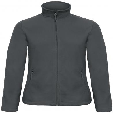 B&C ID.501 Fleece /women In Dark Grey