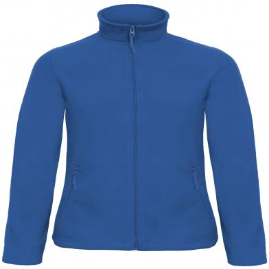 B&C ID.501 Fleece /women In Royal Blue