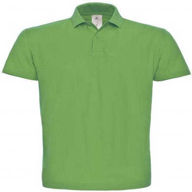 B&C ID.001 Polo In Real Green