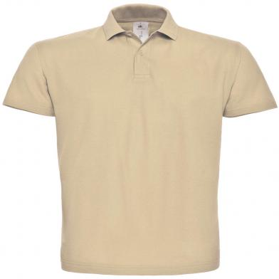 B&C ID.001 Polo In Sand