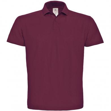 B&C ID.001 Polo In Wine
