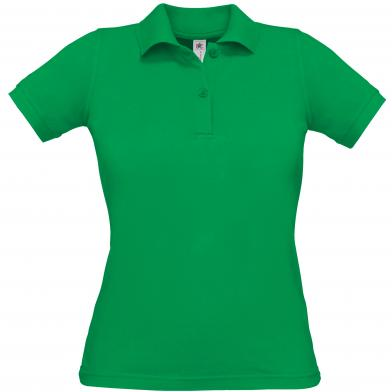 B&C Safran Pure /women In Kelly Green