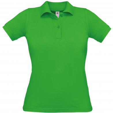 B&C Safran Pure /women In Real Green