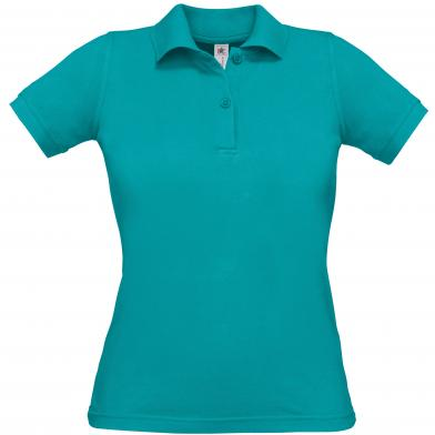 B&C Safran Pure /women In Real Turquoise