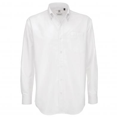 B&C Collection - B&C Oxford Long Sleeve /men