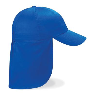 Junior Legionnaire-style Cap In Royal
