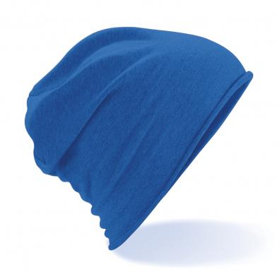 Jersey Beanie In Royal