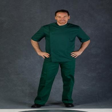 Workin Style  - Male Dental Tunic