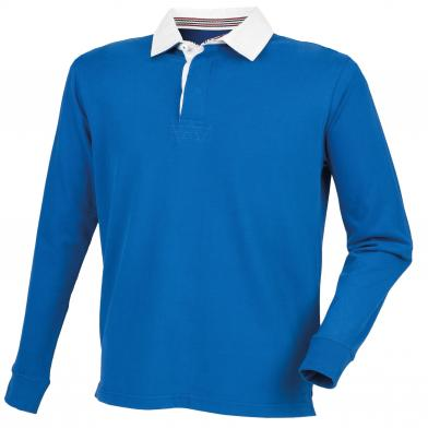 Front Row - Premium Superfit Rugby Shirt