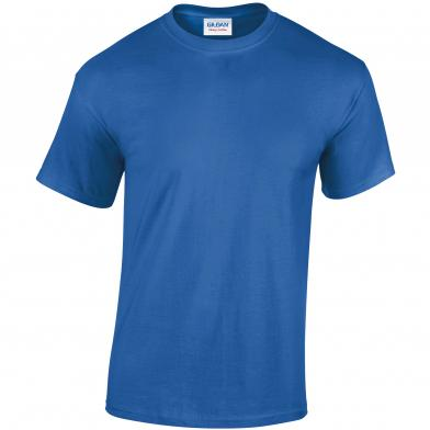Heavy Cotton� Adult T-shirt In Royal