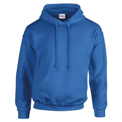 Heavy Blend� Hooded Sweatshirt In Royal