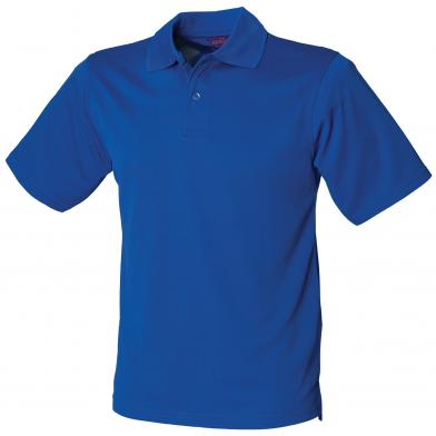 Coolplus� Polo Shirt In Royal