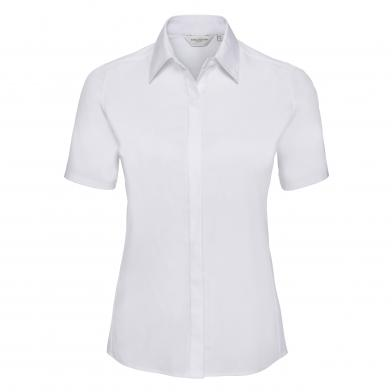 Russell Collection - Women's Short Sleeve Ultimate Stretch Shirt