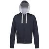 New French Navy (Grey Inner)