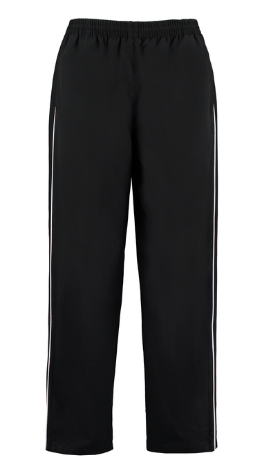 Gamegear� Track Pant (classic Fit) In Black/ White
