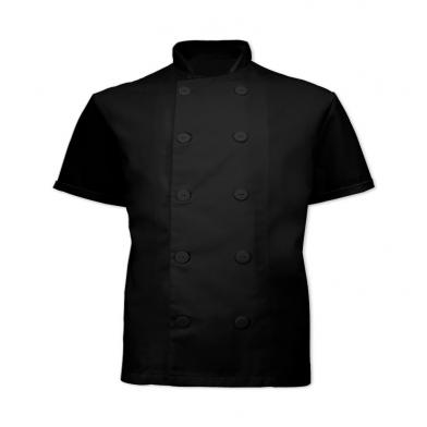 Alexandra  - Short Sleeved Cooltex Chefs Jacket