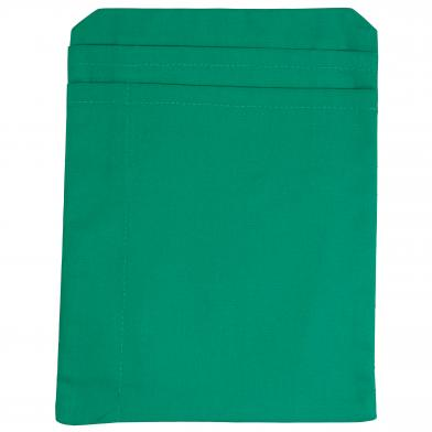Apron Wallet In Emerald