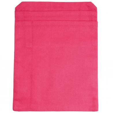 Apron Wallet In Hot Pink