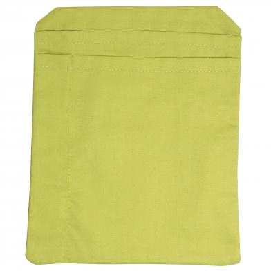 Apron Wallet In Lime