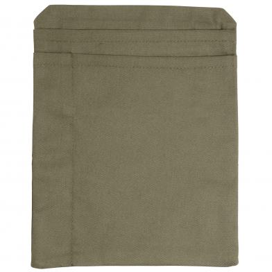 Apron Wallet In Olive