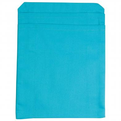 Apron Wallet In Turquoise