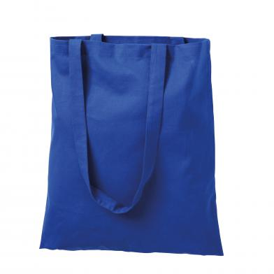 Cotton Shopper Long Handle In Royal