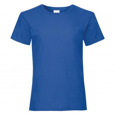 Girls Valueweight T In Royal