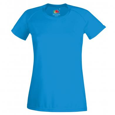Fruit of the Loom - Lady-fit Performance Tee