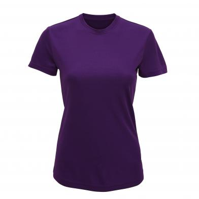 Women's TriDri� Performance T-shirt In Bright Purple