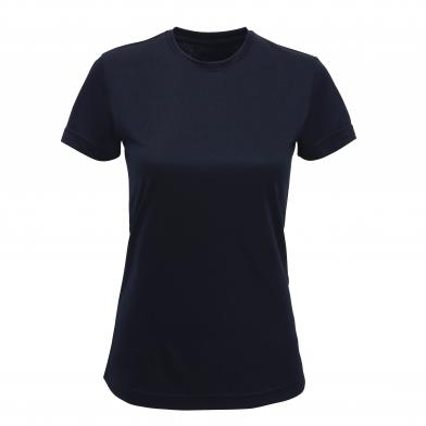 Women's TriDri� Performance T-shirt In French Navy