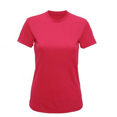 Women's TriDri� Performance T-shirt In Hot Pink
