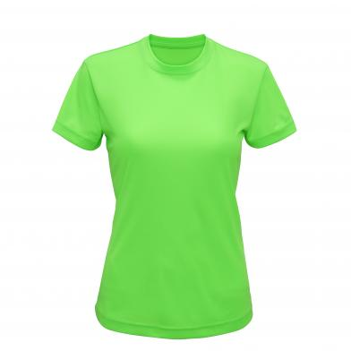 Women's TriDri� Performance T-shirt In Lightning Green