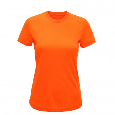 Women's TriDri� Performance T-shirt In Lightning Orange