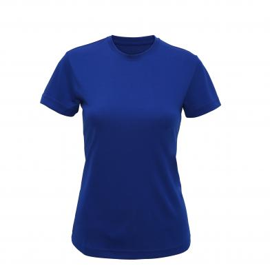 Women's TriDri� Performance T-shirt In Royal