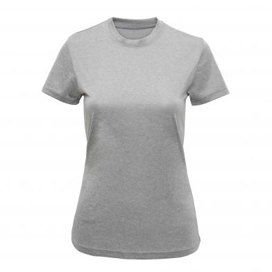 Women's TriDri� Performance T-shirt In Silver Melange