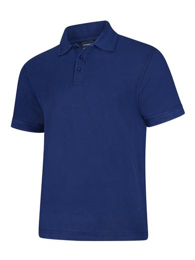 Deluxe Polo Shirt  In French Navy
