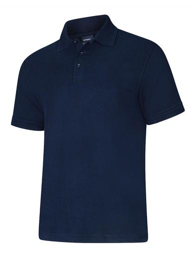 Deluxe Polo Shirt  In Navy