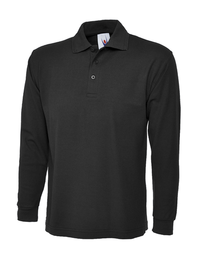 Uneek  - Long Sleeve Polo Shirt