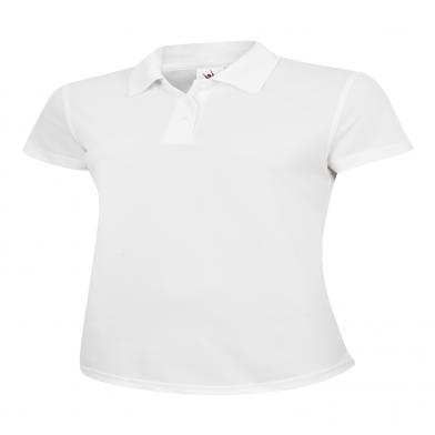 Uneek  - Ladies Super Cool Workwear Polo Shirt