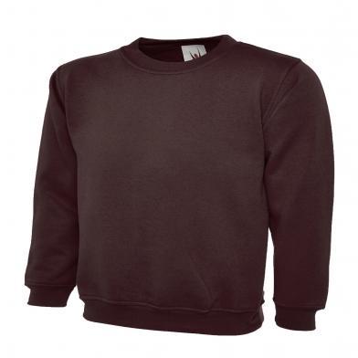 Childrens Sweatshirt  In Brown