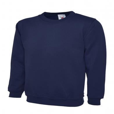 Classic Sweatshirt  In French Navy