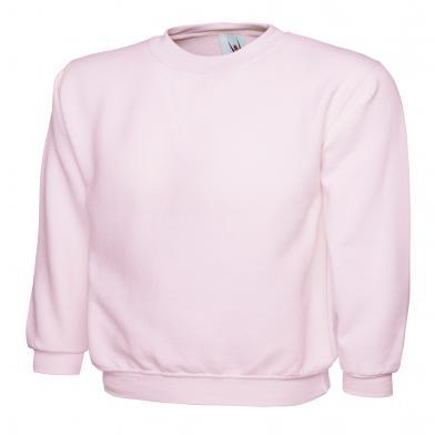 Classic Sweatshirt  In Pink