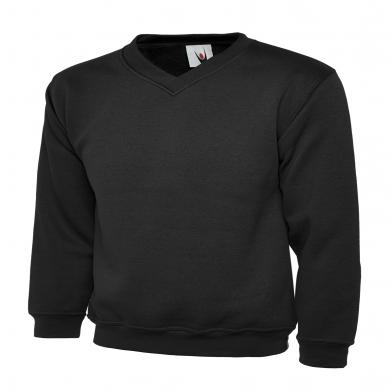 Uneek  - Premium V-Neck Sweatshirt