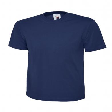 Classic T-Shirt  In French Navy